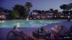 Luxury resort villas Maroc