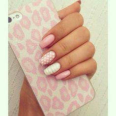 Imagine nails, pink, and nail art Pink Nail Designs, Pretty Nail Designs, Pretty Nail Art, Bright Nails, Pink Nails, Nails 2017 Trends, Hair And Nails, My Nails, Tumblr Nail Art