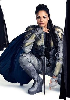 Marvel I love you but you cant just decide to redo dragon fangs design like that ! Cmon think about us for a moment. Otherwise I am obviously going to make that Valkyrie suit . Marvel Women, Marvel Girls, Marvel Heroes, Captain Marvel, Tessa Thompson, Avengers Cast, Marvel Avengers, Marvel Characters, Marvel Movies