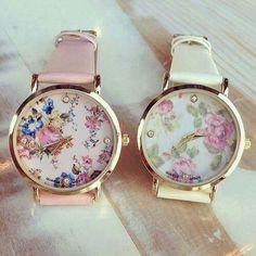 wow such pretty watches