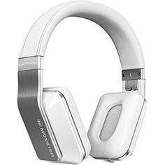 Fone de Ouvido Monster Inspiration Active Noise Canceling Over-Ear Headphones - Branco - Monster