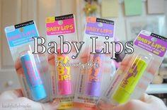 Thebeautyoflife     #babylips