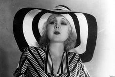 1920s Fashion and stunning retro stripes