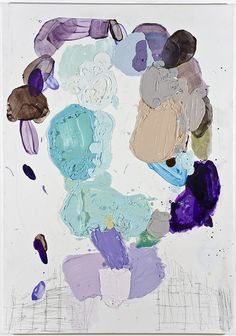untitled by jose lerma, via Flickr  tan, grey, lavender, blue violet;