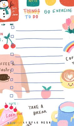 Cute Notes, Good Notes, Memo Notepad, Note Doodles, Notes Design, Journal Stickers, Note Paper, Writing Paper, Sticky Notes