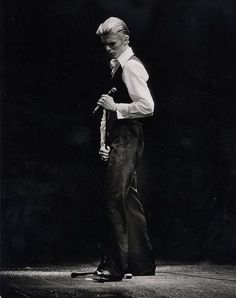 happy Birthday Bowie!  01/08/2112 - 65 years