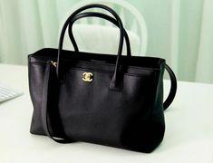 3ae4cc7081ae chanel handbags for women used #Chanelhandbags Chanel Cerf Tote, Chanel  Tote Bag, Chanel