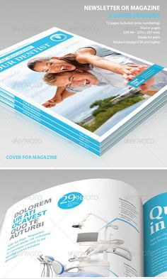business newsletter vol ii newsletter templates graphic prints