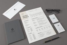 CV CV par youwes sur Envato Elements Resume Design Template, Cv Template, Print Templates, Resume Templates, Design Templates, Templates Free, Cover Letter For Resume, Cover Letter Template, Best Resume