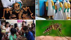 Le 20 malattie che hanno fatto più morti nella storia dell'umanità