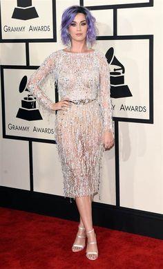 Katy Perry.  Grammy's 2015