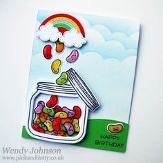 Jelly Bean card