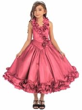 Pageant Dresses and Gowns for Little Girls at PinkPrincess.com