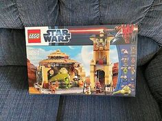 LEGO STAR WARS 9516 JABBA'S PALACE FACTORY SEALED PRIORITY SHIPPING Jabba's Palace, Lego War, Geek Gear, Lego Star Wars, Personalized Items, Stars, Ebay, Sterne, Star