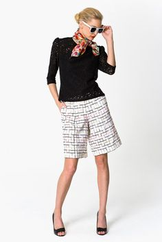 See the complete Milly Resort 2012 collection.