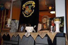 Welcome to Hogwart's   CatchMyParty.com