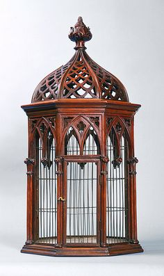 Birdcage, ca. 1765, England