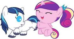 Google Image Result for http://images5.fanpop.com/image/photos/31000000/Foal-Shining-Armor-and-Cadence-my-little-pony-friendship-is-magic-31...