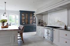 'Provençal.' Woodale Designs, custom wood furniture/cabinetry, Dublin, Ireland.