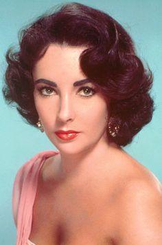 1955 il était une fois... Elizabeth Taylor