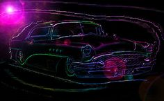 Jessica Bell - fantasy car