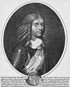 Louis Charles d'Albert, duc de Luynes 1620 - 1699