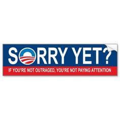 Bumper Sticker Decal Die-Cut Conservative Republican Party Elephant