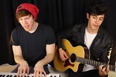 Stressed Out - Twenty One Pilots Cover by Tanner Patrick & Garrett Perales