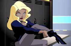 black canary justice league - Google Search