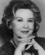 Charita Bauer who played Bert Bauer from 1950-1956, 1962 to 1984. She was the patriarch of the Bauer family. -