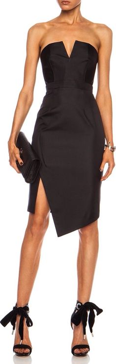 8758462aac 30 Best Black dresses images in 2018 | Chic clothing, Dress skirt ...