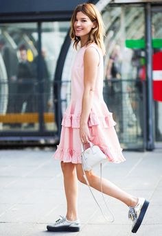 15 Awesome Street Style Outfit Ideas to Try Now via @WhoWhatWear