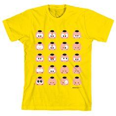 Camiseta Turma da Mônica Toy - Look Cascão