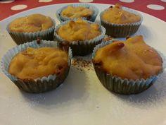 I Red'S - Dei Rossi Family: #muffin alla #mela #cannella con #oliving