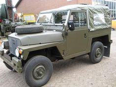 Land Rover  88 inch