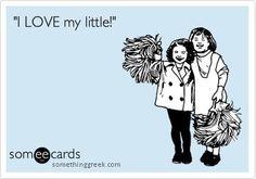 Love my Little! <3