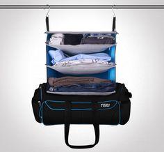 Rise & Hang Weekender Bag