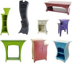 Whimsical Furniture