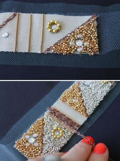 Gorgeous! Sparkling Accessories for Your Next Formal Affair via Brit + Co.