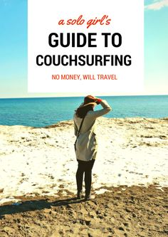 A Solo Girl's Guide to Couchsurfing