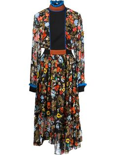 a4e6c1aff6 Shop Preen By Thornton Bregazzi  Romy  dress in Laboratoria from the  world s best independent