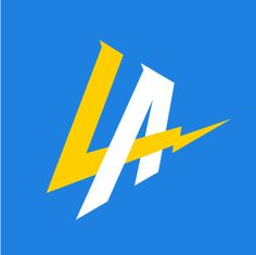 LA Chargers Logo Redesign. I took the redesigned logo and tweaked it to what it should look like.