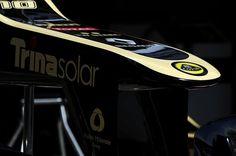 Lotus E20 nose detail.  Formula One World Championship,  Canadian Grand Prix, Preparations, Montreal, Canada, Thursday, 7 June 2012