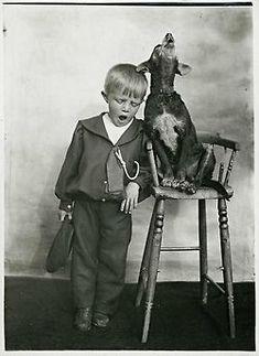 Imagenes Victorianas: LAS EXTRAÑAS FOTOGRAFÍAS VICTORIANAS.