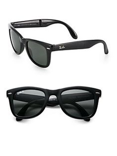 Ray-Ban - Folding 50MM Wayfarer Sunglasses