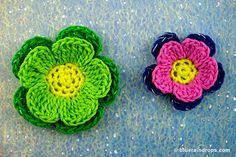 Double layered cuteness! See patttern