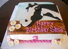 horse birthday cake - Bing Images