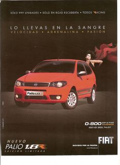 Fiat Palio 1.8R 2006