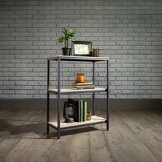 North Avenue Three Shelf Bookcase - 30.5H | OfficeFurniture.com
