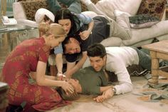 No other sitcom ever has ever made me laugh out loud so much as Friends - still a favorite